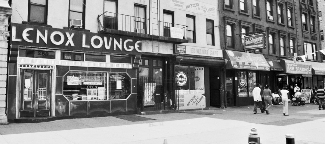 Lenox Lounge | Changing Face of Harlem